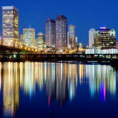 Richmond, Virginia - Capital of the Commonwealth of Virginia
