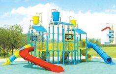 Matériel de luxe interactif multifonctionnel de parc de l'eau d'amusement