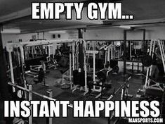 weight loss nutrition health tips health and fitness gym workout how true this is. every gym rat knows this! Training Fitness, Fitness Gym, Health Fitness, Fitness Humor, Strength Training, Funny Fitness, Muscle Fitness, Fitness Life, Planet Fitness