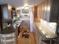 Remondeled Kitchen by Paradise Builders - call 262-574-1166