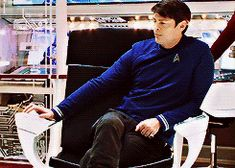shewhodreamsofthe-enterprise:  This will forever be my favorite gif image of Bones. source: (x)