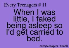 i did that last year except my dad just woke me up cause he said his back was hurting ... ya right