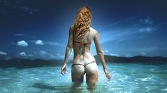 Dramatic Beach Photo Manipulation in Photoshop