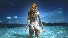 Dramatic Beach Photo Manipulation in Photoshop