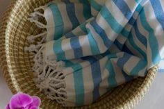 SEASHELL PESTEMAL Turkish Towels, Beach Towel, Sea Shells, Hand Weaving, Throw Pillows, Blanket, Color, Travel, Cushions