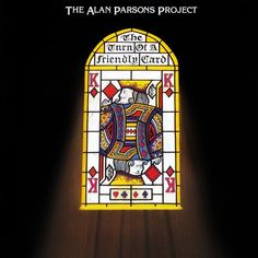 The Alan Parsons Project - The Turn Of A Friendly Card on Limited Edition 180g LP