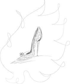 #highheels #pumps #pearls #fashionillustration