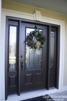 transitional-front-doors