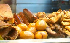 Singapore Hawker food