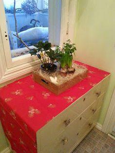 Christmas textile