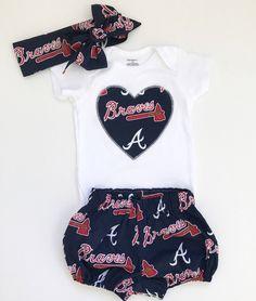 bd0fd6290 14 Best Atlanta Braves Baby images