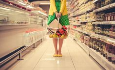 Daily shopping on Behance
