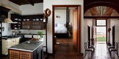 The Owners House. Babylonstoren Farm Hotel, Franschhoek, South Africa.