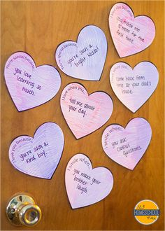 Valentines Day Tradition for Families Family Valentines Day, Valentine Gifts For Kids, Valentines Day Activities, Valentines Day Party, Valentine Day Love, Valentine Day Crafts, Valentines Notes For Him, Valentine Theme, Bday Gift For Boyfriend