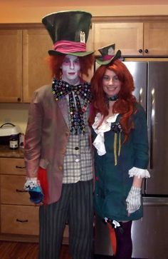 DIY Mad Hatter Costume Follow DiaryOfKarensCreations BlogSpot