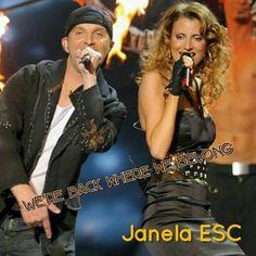 Voltamos em setembro #eurovision #janelaesc