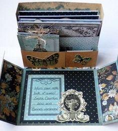 Very nice card box