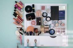 DIY : des rangements maquillage à faire soi-même