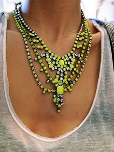 Design Mom! love this necklace and this blog