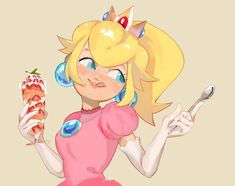 """some more peach"" Mario Fan Art, Super Mario Art, Super Mario Brothers, Mario And Luigi, Mario Bros, Peach Mario, Nintendo Princess, Princesa Peach, Fanart"