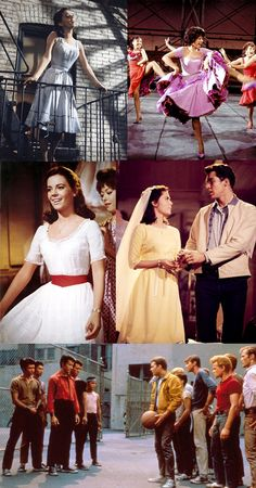 "West Side Story -- Romeo and Juliet meet Michael Jackson's ""Beat It""."