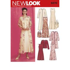 """misses dress, jacket and bag <br/><br/><img   src=""""skins/skin_1/images/icon-printer.gif"""" alt=""""printable pattern"""" /> <a href=""""#"""" onclick=""""toggle_visibility  ('foo');"""">printable pattern terms of sale</a><div id=""""foo"""" style=""""display:none;"""">digital patterns are tiled and   labeled so you can print and assemble in the comfort of your home. plus, digital patterns incur no shipping costs! upon   purchasing a digital pattern, you will receive an email with a link to the pattern. you…"""