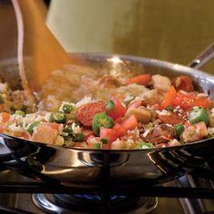 Creole Fried Rice | MyRecipes.com