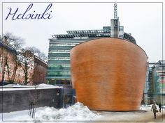 Finland Postcards - Chapel of Silence