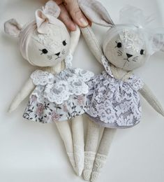 Last two of this weeks restock! There will be 14 dolls listed