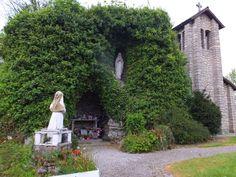 La grotte et la chapelle de Bouttencourt