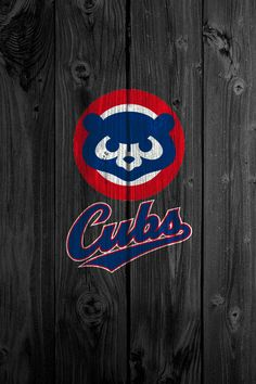 Wallpaper - iPhone Wallpapers HD - Retina ready, stunning wallpapers - My CMS Chicago Cubs Fans, Chicago Cubs World Series, Chicago Cubs Baseball, Mets Baseball, Baseball Bats, Chicago Cubs Wallpaper, Mlb Wallpaper, Mobile Wallpaper, Iphone Wallpaper
