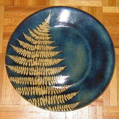 Google Image Result for http://ronrothman.com/public/albums/interesting-plates/fern_plate_kaleidoscope_pottery.jpg