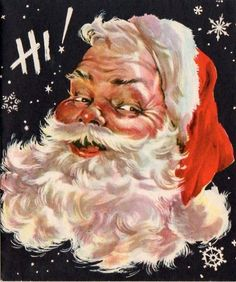vintage Santa!...* 1500 free paper dolls including Christmas dolls international artist and author Arielle Gabriel's The International Paper Doll Society for my Pinterest paper doll pals *