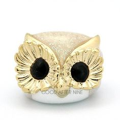 The Owl Ring (Star) // Village