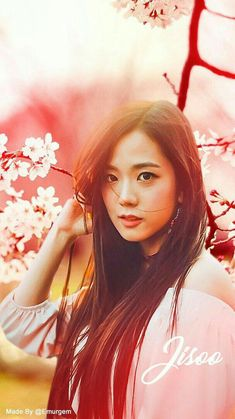 BLACKPINK JISOO  WALLPAPER