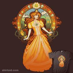 """Daisy Nouveau"" by Megan Lara"