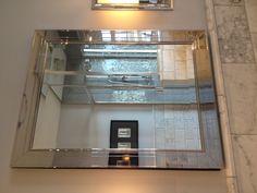 Short version of Robern Medicine Cabinets- Chrome Framed Cabinet...order tall version for our bath