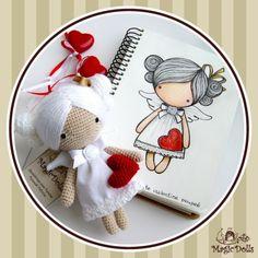 Ma Petite Valentine Poupee (for example, для примера)