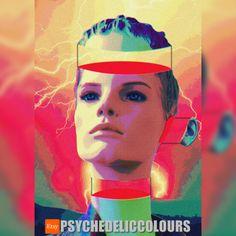 Psychodelic Colours