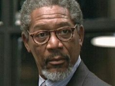 Morgan in one of the BATMAN movies.