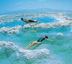 The Dead Sea - Dead Sea, Jordan