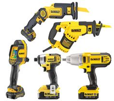 Toolstop's Power Tool Strumentu finds out how you can get more runtime out of your Dewalt XR Cordless tools You might remember earlier this year when Me Dewalt Cordless Tools, Dewalt Power Tools, Cordless Hammer Drill, Woodworking Power Tools, Woodworking Workshop, Diy Tools, Hand Tools, Mechanic Tools, Construction Tools