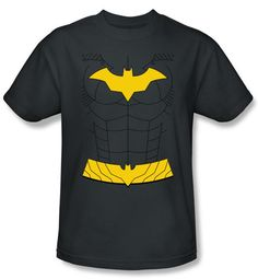 Batman Moonlight Cat Adult Ringer T Shirt XL