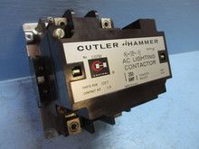 Cutler Hammer C30fn2 200 Amp Ac Lighting Contactor 110 120v Coil 3ph Ch Tk3687 1 See More Pictures Details At Http Ift Tt 2f55x97 Cutler Coil Hammer