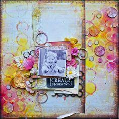 Create Memories *Blue Fern Studios* - Scrapbook.com