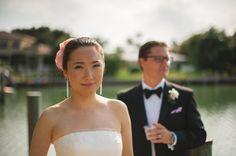 Dilya and Nathan Austin Naples Florida Wedding Photo By Frantz Photography