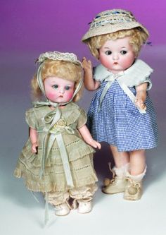"4"" german bisque doll - Google Search"