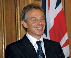Tony Blair - Prime Minister of the United Kingdom --> 2 May 1997 – 27 June 2007