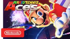 Mario Tennis Aces - Nintendo Direct 3.8 Overview https://www.youtube.com/watch?v=mMHT2vdWvpg #gamernews #gamer #gaming #games #Xbox #news #PS4