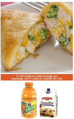 The Best Meals Happen At Home.  Doing this with thanksgiving left overs for sure!